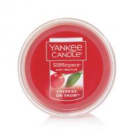 Meltcup CHERRIES ON SNOW Yankee Candle exclu US USA