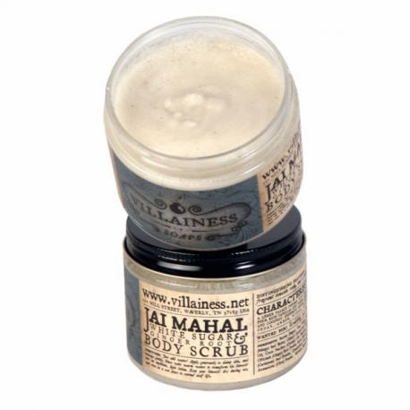 Gommage hydratant Smooch! JAI MAHAL Villainess Soaps body scrub US USA