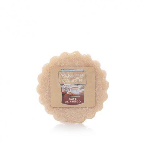 Tartelette CAFÉ AL FRESCO Yankee Candle wax tart exclu US USA