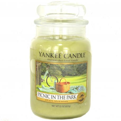 Grande Jarre PICNIC IN THE PARK Yankee Candle