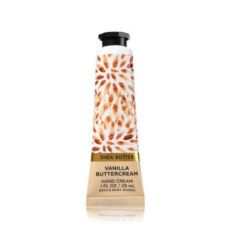 Crème parfumée pour les mains  VANILLA BUTTERCREAM Bath and Body Works hand cream US USA