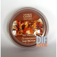 Meltcup FALL WREATH Yankee Candle