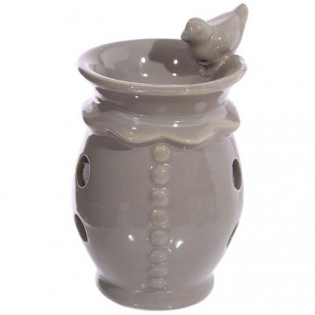 Brûleur en céramique OISEAU GRIS Difmu
