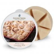 Cire parfumée WHITE ICING CINNAMON ROLL Goose Creek Candle wax melt US USA