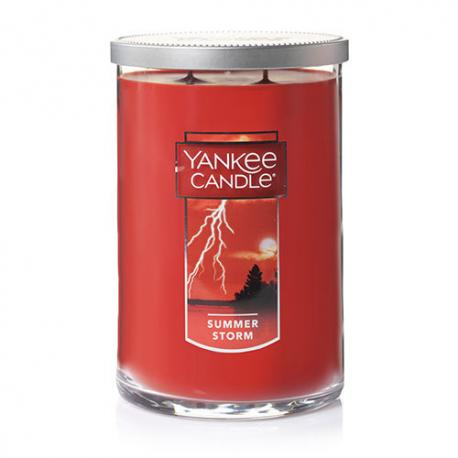Bougie parfumée Grand Tumbler 2 mèches SUMMER STORM Yankee Candle exclu US USA