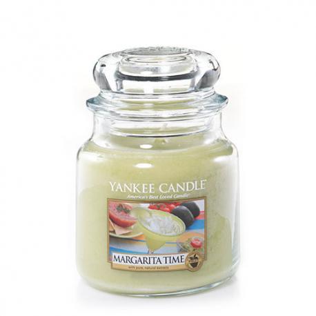Bougie parfumée Moyenne Jarre MARGARITA TIME Yankee Candle exclu US USA
