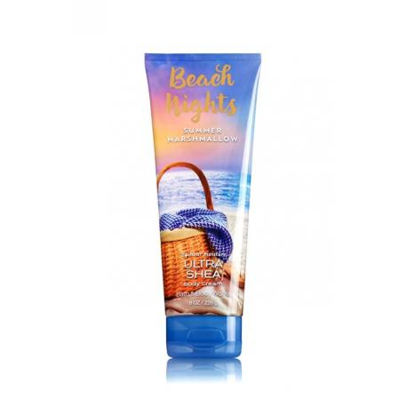 Crème pour le corps BEACH NIGHTS - SUMMER MARSHMALLOW Bath and Body Works