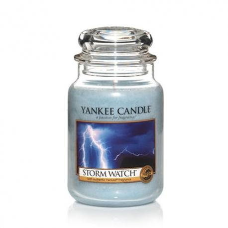 Grande Jarre STORM WATCH Yankee Candle