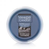Easy Meltcup WARM LUXE CASHMERE Yankee Candle exclu US USA