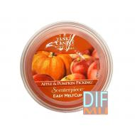 Meltcup APPLE PUMPKIN PICKING Yankee Candle