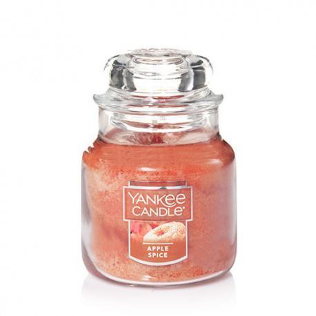 Bougie parfumée Petite Jarre APPLE SPICE Yankee Candle exclu US USA