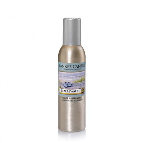 Parfum d'ambiance BEACH WALK Yankee Candle room spray US USA