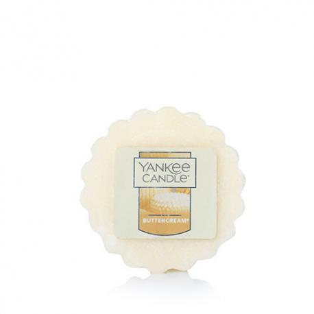 Tartelette de cire parfumée BUTTERCREAM Yankee Candle exclu US USA