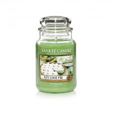 Bougie parfumée Grande jarre KEY LIME PIE Yankee Candle exlu US USA