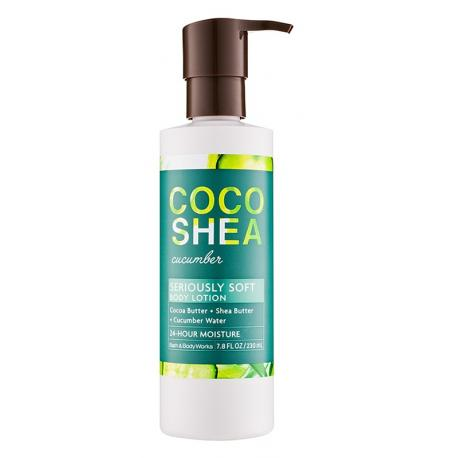 Lait pour le corps COCO SHEA CUCUMBER Bath and Body Works