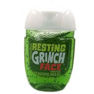 Gel antibactérien RESTING GRINCH FACE Bath and Body Works