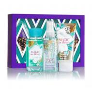 Gift Set MAGIC IN THE AIR GLITTER Bath and Body Works idée cadeau coffret US USA