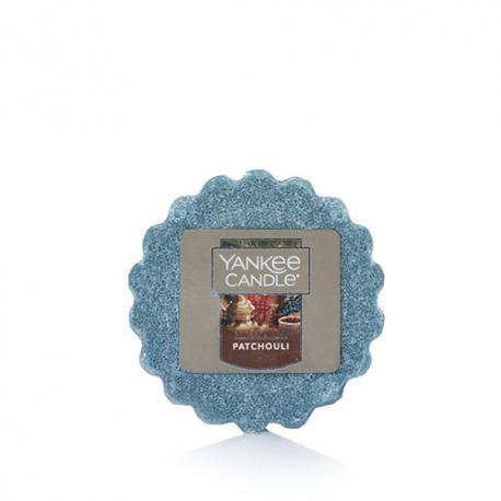 Tartelette de cire parffumée PATCHOULI Yankee Candle wax tart US USA