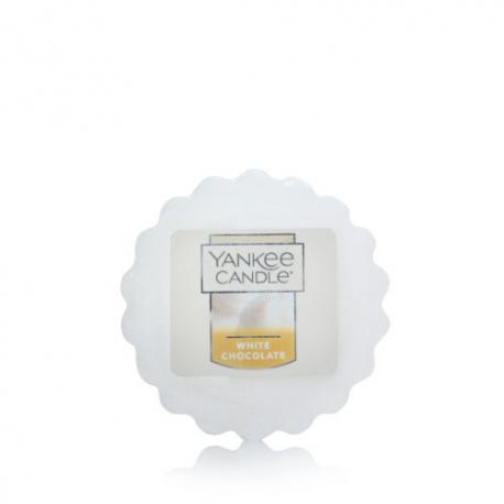 Tartelette de cire parfumée WHITE CHOCOLATE Yankee Candle exclu US Pâques 2018 Easter