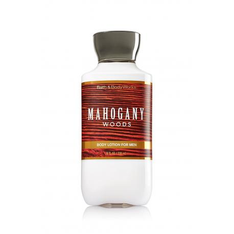 Lait pour le corps MAHOGANY WOODS Bath and Body Works