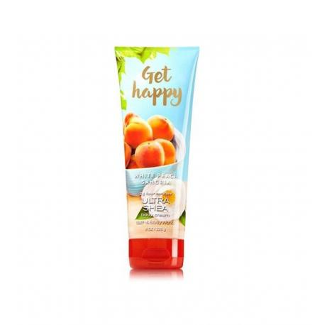 Crème pour le corps WHITE PEACH SANGRIA Bath and Body Works