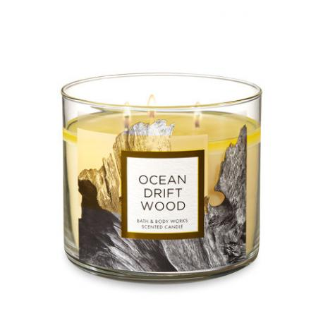 Bougie 3 mèches OCEAN DRIFTWOOD Bath and Body Works