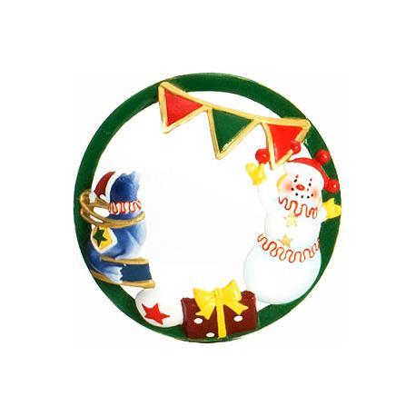 Illuma-Lid CHRISTMAS AT THE CIRCUS Yankee Candle