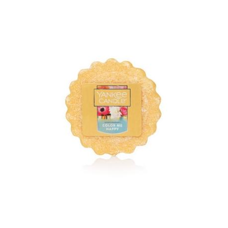 Tartelette COLOR ME HAPPY Yankee Candle