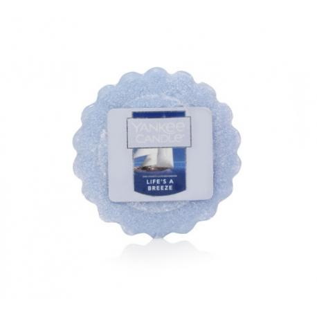 Tartelette LIFE'S A BREEZE Yankee Candle Exclu US USA