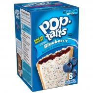 Kellog's Pop tarts BLUEBERRY FROSTED