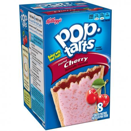 Kellog's Pop tarts  CHERRY / FROSTED
