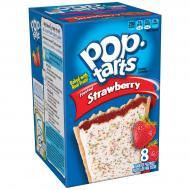 Kellog's Pop tarts  STRAWBERRY / FROSTED