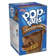 Kellogg's Pop tarts  CHOCOLATE FUDGE / FROSTED