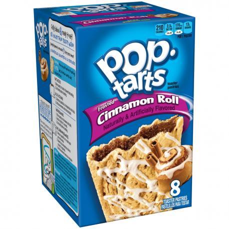 Kellog's Pop tarts  CINNAMON ROLL / FROSTED