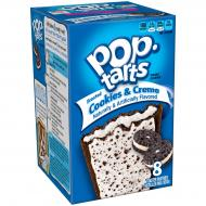 Kellogg's Pop tarts  COOKIES AND CREAM / FROSTED