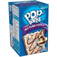 Kellogg's Pop tarts  HOT FUDGE SUNDAE / FROSTED