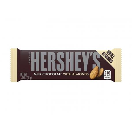 Barre de chocolat HERSHEY'S CHOCOLATE ALMOND