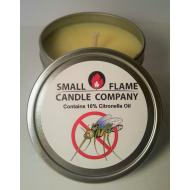 Bougie anti-moustiques CITRONELLA Small Flame Candle