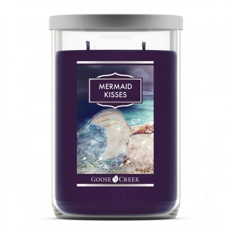 Tumbler 2 mèches MERMAID KISSES Goose Creek Candle