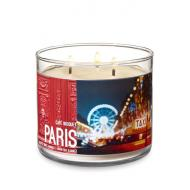 Bougie 3 mèches PARIS CAFE BOUQUET Bath and Body Works