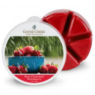 Cire parfumée RAIN DRENCHED STRAWBERRY Goose Creek Candle