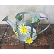 Piédestal arrosoir photophore Jar Holder WATERING CAN Sonoma