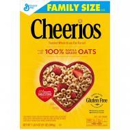 Céréales CHEERIOS ORIGINAL Pack familial