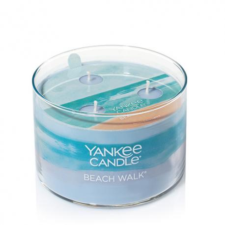 Tumbler 3 mèches BEACH WALK Yankee Candle