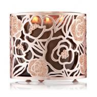 Porte bougie ALL THAT GLITTERS IS ROSE GOLD Bath and Body Works