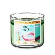 Bougie 3 mèches POOL PARTY Bath and Body Works
