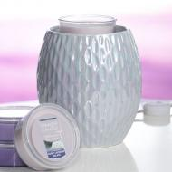 Scenterpiece US PEARLESCENT avec Timer Yankee Candle