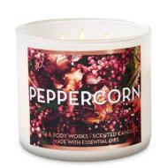 Bougie 3 mèches PEPPERCORN Bath and Body Works