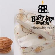 Cire parfumée Magic Beanz ALMOND NOUGAT Busy Bee Candles