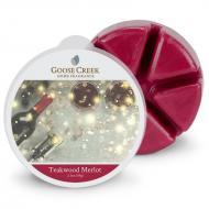 Cire parfumée TEAKWOOD MERLOT Goose Creek Candle